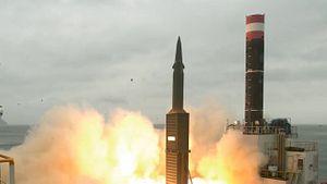 Report: South Korea Tested Hyunmoo-4 Ballistic Missile