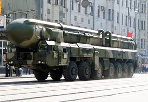 Russia Tests Topol-M Intercontinental Ballistic Missile