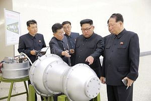 US Intelligence: North Korea's Sixth Test Was a 140 Kiloton 'Advanced Nuclear' Device