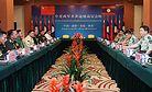 China, Laos Hold New Defense Meeting