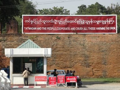 Long Past Time for Sanctions on Myanmar's Generals