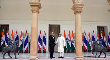 Thailand's Relevance for India's Act East Policy