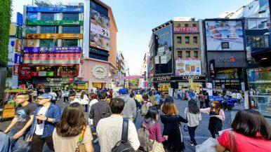 South Korea Keeps Calm and Carries On
