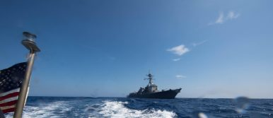 The South China Sea and the Decline of US Influence