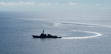 A FONOP Schedule in the South China Sea: What Next?