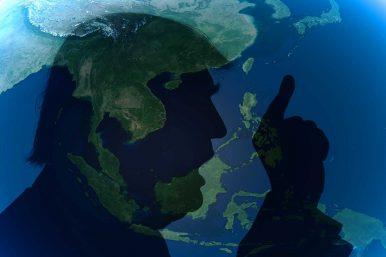 Trump Comes to Asia