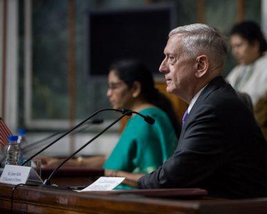 Afghanistan, Terrorism, Maritime Security: US Defense Secretary Begins Inaugural Visit to India