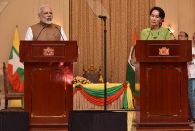 India's Balancing Act in Myanmar