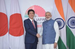 US, Japan, India Hold Trilateral Ministerial Meeting on UN Sidelines