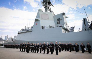 Australia Just Commissioned Its Deadliest Warship