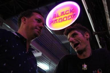 Crazy Medicine: Interview with Producer and Noir Novelist James Newman