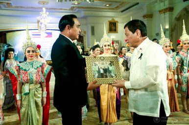 Philippines-Thailand Military Ties in the Spotlight with New Committee