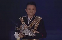 Asia's Richest Man, Jack Ma, Has Huge Ambitions for Alibaba