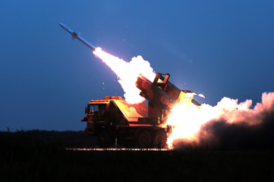 China's Air Force Tests Missile Defense Near North Korea Border