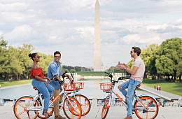 China's Dockless Bike-Share Scheme Lands in DC