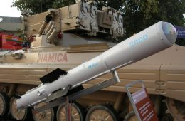 Indian Army Delays Induction of New Anti-Tank Guided Missile