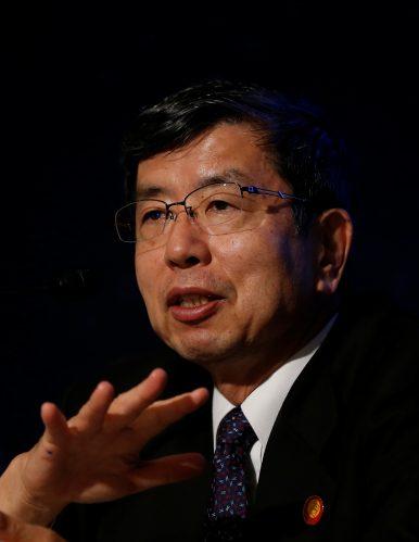 Takehiko Nakao on Asia's Development Challenges