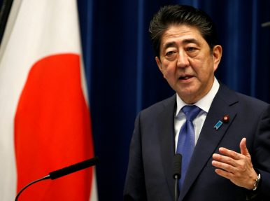 Abe Dissolves the Diet, Snap Elections Set for October