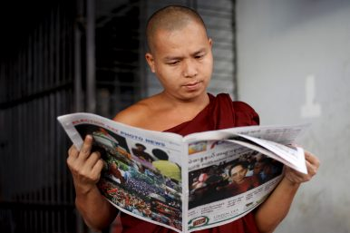 What is the Future of the Media in Myanmar?