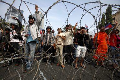 Cambodia's Crumbling Democracy