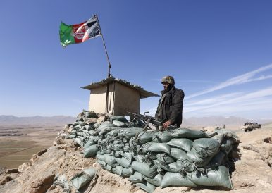 Afghanistan: A Civil War State of Mind