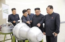 North Korea Carries Out Sixth Nuclear Test of Claimed Two-Stage Thermonuclear Bomb