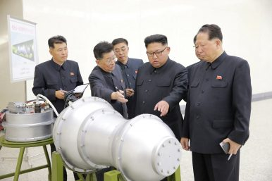 Welcome to the H-Bomb Club, North Korea