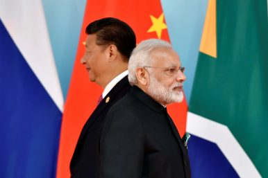 China and India: The Roots of Hostility
