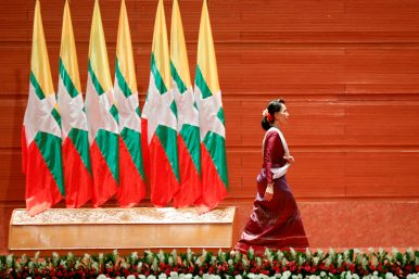 Economics and Democracy: Myanmar's Myriad Challenges