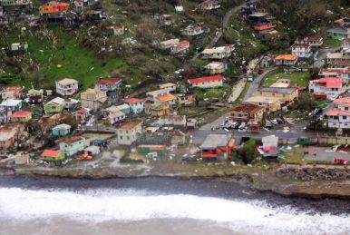 China Evacuates 462 Nationals From Dominica After Hurricane Maria