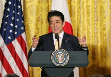 Japan's Prime Minister Seeks 'Broad-Based Agreement' on Constitutional Revision