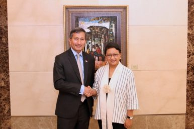 Historic Indonesia-Singapore Maritime Boundary Pact Goes to UN