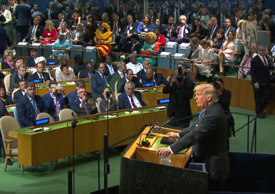 Did Trump's UN Speech Make the North Korea Crisis Worse? A Chinese Perspective