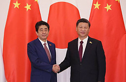 China and Japan's Rapprochement Continues – For Now
