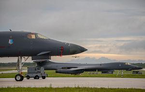 US, Japan, South Korea Conduct Nighttime Air Exercise