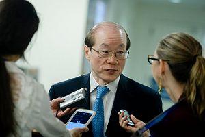 China Taps Former UN Ambassador as Deputy Head of Taiwan Affairs Office