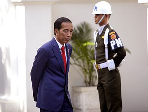 What Does Indonesia's New Cabinet Reshuffle Mean for Jokowi's Future?