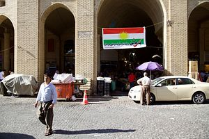 China in the Middle East: The Iraqi Kurdish Question