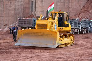 Junk Bond Sale and Development Aid: How to Build a Road and a Dam in Tajikistan