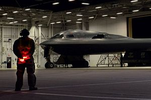 US Sends Nuclear-Capable Bomber to Pacific Ahead of Trump Visit
