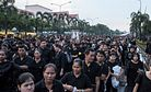 Thailand's Royal Funeral