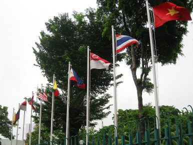 Challenges for ASEAN As It Turns 50