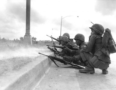 What it Means to Be an Ally: A Vietnamese-American's View on the US in the Vietnam War