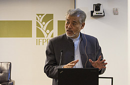 Jomo Kwame Sundaram on the Belt and Road Vs. the Washington Consensus