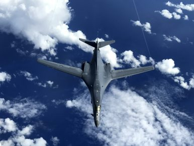 US, Australian Air Forces Hold Bilateral Bomber Integration Drills
