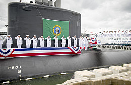 US Navy Commissions New Nuclear Attack Submarine