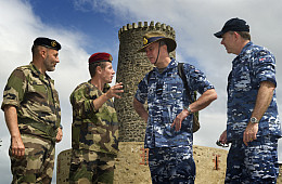 France in the Pacific: Growing Strategic Ties With Australia