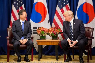 The Role of Translation in South Korean Diplomacy