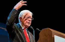 Jimmy Carter: China's Only US Ally on North Korea?