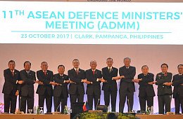 What Did the ASEAN Defense Meetings in the Philippines Achieve?